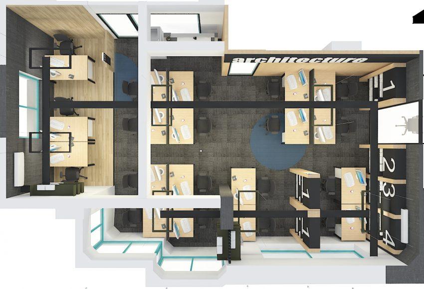 AE Mimarlık 3D Proje